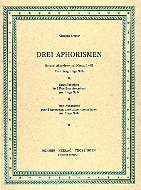 Three-Aphorisms-Kremer-Clemens-2-Free-Bass-Accordions-9790202916001